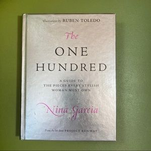 The One Hundred Project Runway Style Book